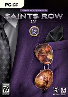 Saints Row IV [Online Game Code]