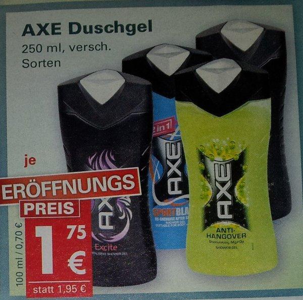 [LOKAL Chemnitz] Axe Duschgel NUR am 26.09.13 @Mäc-Geiz Sachsen-Allee