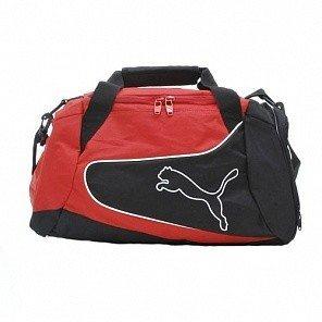 PUMA Sporttasche PowerCat 5.12 in schwarz/rot für 16,99€ frei Haus @DC