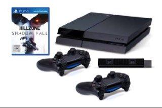 PS4 + Killzone: S.F. + 2 Controller + Kamera