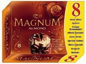 Magnum 8er Pack für 2,75 EUR am 28.09.2013 @ NP Markt