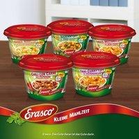 Erasco Kleine Mahlzeit nur 0,29€ oder mit 0,01€ Gewinn bei Müller LOKAL