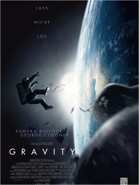 Kostenlos ins Kino: Gravity (10 Städte)