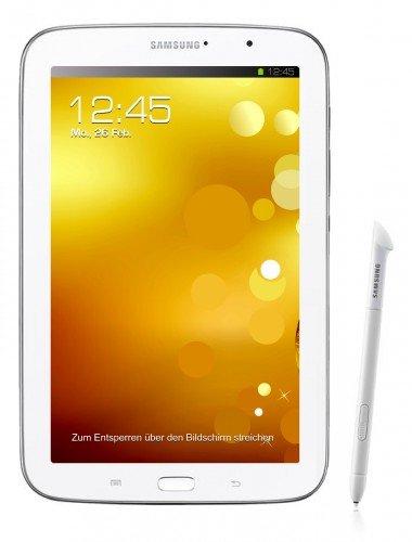 [Preis Update] Samsung Galaxy Note 8.0 WiFi 16GB in braun schwarz oder marble white für 259€ @ Ebay