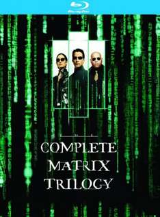 The Matrix Trilogy [Blu-ray] UK-Version [@Zavvi.com]