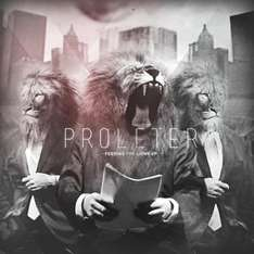 ProleteR - Feeding the lions EP und/oder Curses from past times EP (Preis kann man selbst entscheiden)