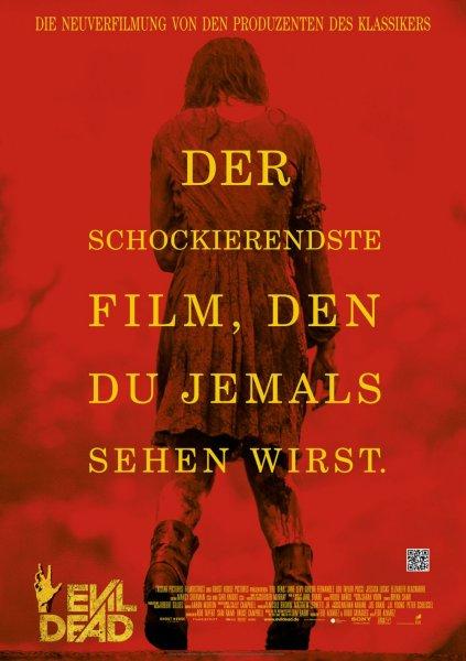 [CeDe.de] Evil Dead 2013 Remake für nur 15,99€ **UNCUT**
