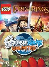 LEGO Lord of the Rings + Scribblenauts Unlimited [Steam] für 9.23€ @Amazon.com