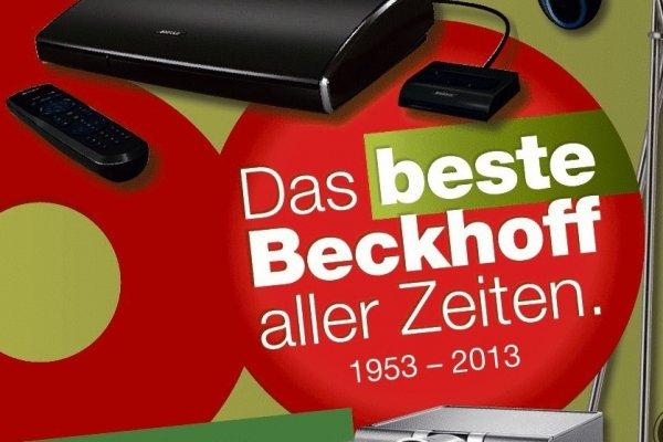 60 Jahre Beckhoff mit starken Rabatten! [Lokal Bielefeld, Paderborn, Verl]