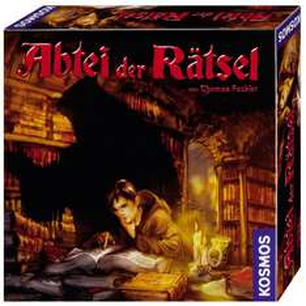 Spiel - Abtei der Rätsel für nur 10,99 EUR inkl. Versand