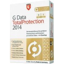 G Data TotalProtection 2014 3 Lizenzen bei Voelkner
