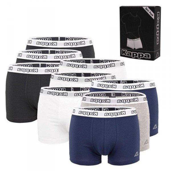 Kappa 6er Pack Boxershorts für 29,95 € statt vorher 59,90