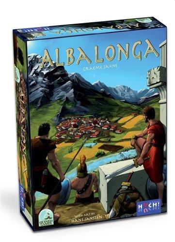 Brettspiel Alba Longa für nur 10,99 EUR inkl. Versand [JOKERS Spieleausverkauf]
