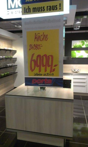 Küchenausverkauf bei Porta Bielefeld