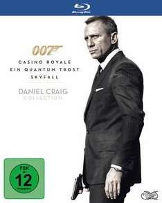 Daniel Craig Box Bluray Box