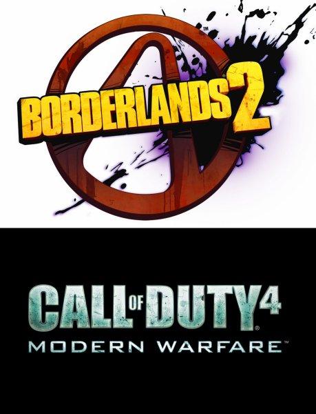 Viagame: Borderlands 2 5€, COD4 4€, Civilization V 5€