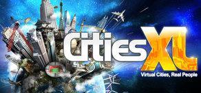 STEAM siebter DailyDeal:  -66%  ''Cities XL Regular Edition''  6,80€