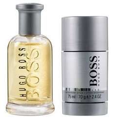 Hugo Boss Bottled Set (50ml EdT + 75ml Deo) für 40,45€ inkl. Versand + 10%Qipu @Galeria Kaufhof