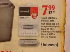 [Globus Kaiserslautern] - Intenso Business Line 16 GB USB Stick