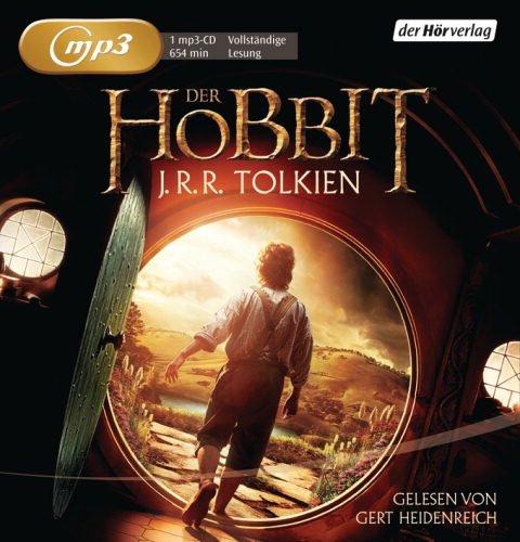 """Hörbuch """"Der Hobbit"""" gratis bei audible im Probemonat [Kündigung notwendig]"""