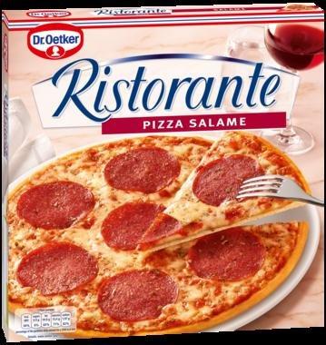 Kaufland z.B. Hannover: Dr. Oetker Ristorante Pizza, verschiedene Sorten, je nur 1,49 Euro