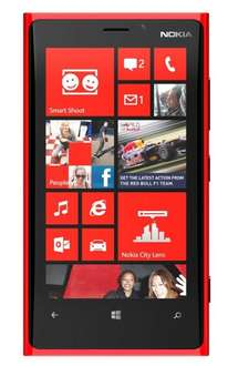 Nokia Lumia 920 für 242€ @amazon.co.uk