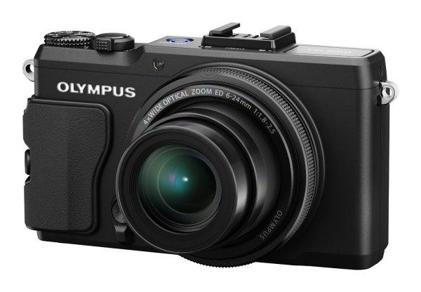 Olympus XZ-2 Stylus Digitalkamera (12 MP BSI-CMOS Sensor, True Pic VI Prozessor, Full-HD, Sucheranschluss) @Amazon.uk