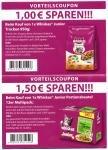 Rabatt-Coupons für Whiskas / Catsan [individuell einsetzbar]