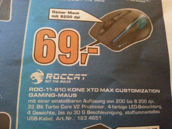 [Lokal Krefeld] Roccat Kone XTD Roc-11-810