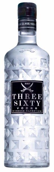 [EDEKA] Three Sixty Vodka (0,7L) und Bacardi (0,7L) für 9.99€ bzw. 8.88€