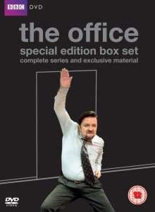 [DVD] The Office - 10th Anniversary Edition [O-Ton] für ~ 7,15€ @ zavvi.com