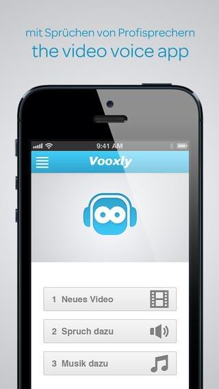 Vooxly - The Video Voice App kostenlos
