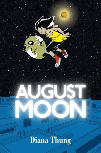 August Moon Comic Gratis @Comixology
