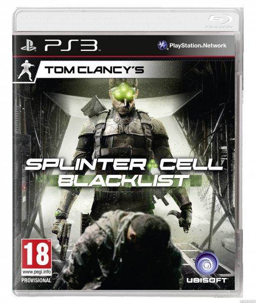 Splinter Cell Blacklist [PS3] Für Playstation+Mitglieder 35,99