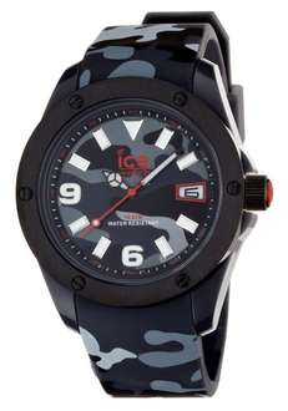 Ice-Watch ice-Army in schwarz für nur 69,11 EUR inkl. Versand