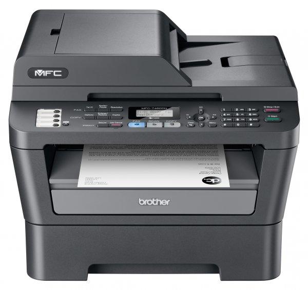 Laser-Multifunktionsdrucker BROTHER MFC-7460DN für nur 176,- EUR inkl. Versand