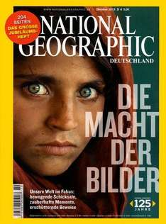 National Geographic für 11,40€