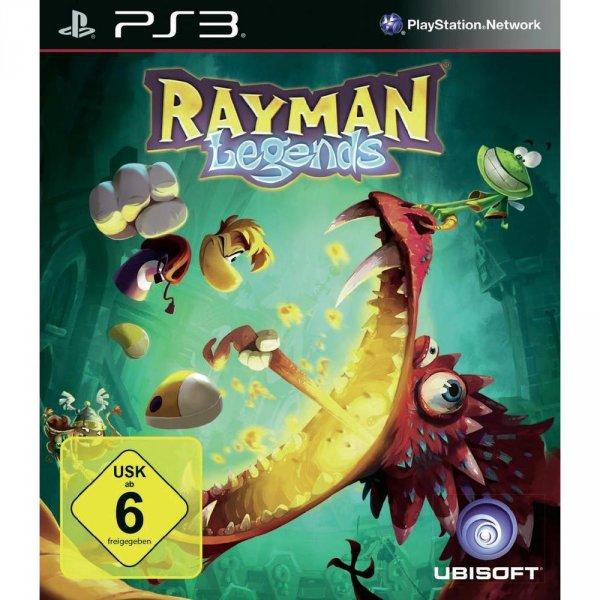 Rayman Legends(PS3/Xbox360) für 30€ @Conrad