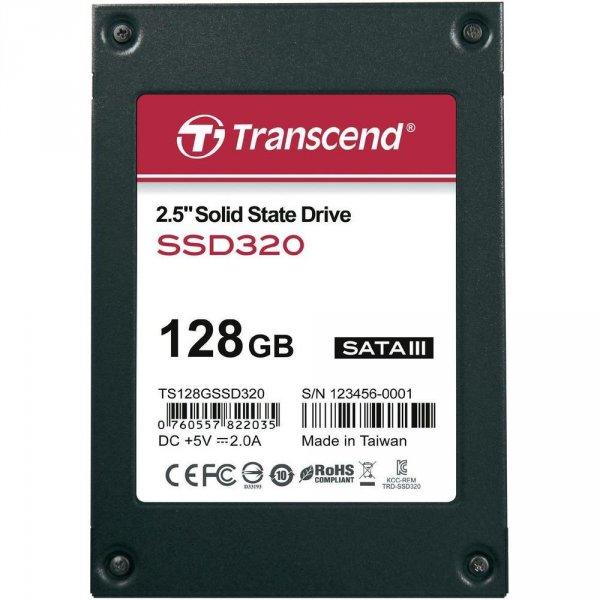 [lokal HH]Transcend SSD-Festplatte 128GB