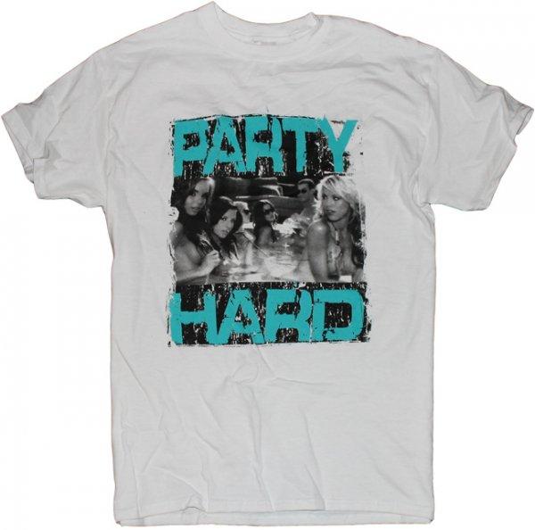 PARTY HARD - T-Shirt für nur 5,99 EUR inkl. Versand [S-XXL]