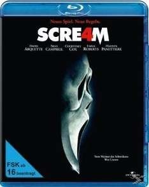 Scream 4 Steelcase Edition für nur 4,90 EUR inkl. Versand