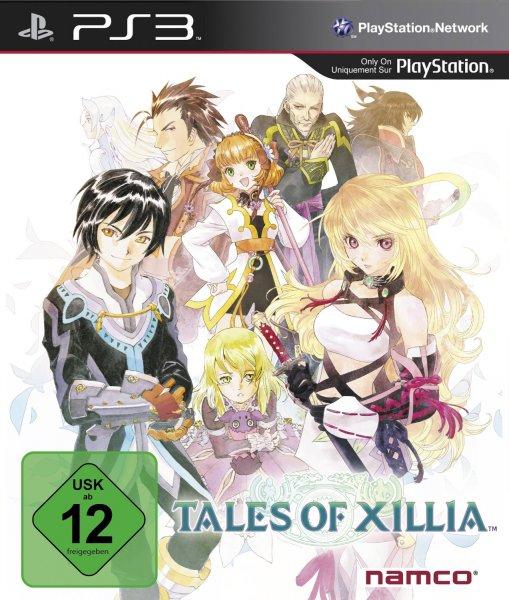 Tales Of Xillia - Day One Edition (PS3) für 43,22€ inkl. Versand auf Amazon