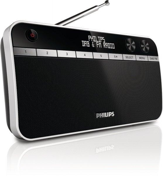 Philips DAB bzw. DAB+ Radio AE5250 zum Schnäppchenpreis