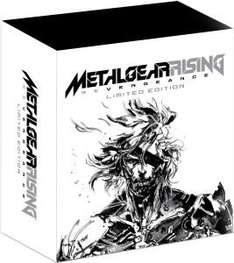 Metal Gear Rising: Revengeance - Limited Edition [PS3] für 60€ @Zavvi