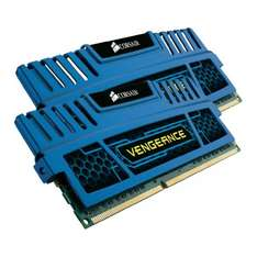 Conrad: Corsair Vengeance 2x4GB Ram Kit CL9 1600MHz 49,43€