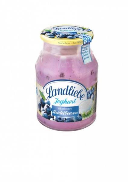 Landliebe Joghurt 500 Gr Glas 0,88 Cent bei REWE entspricht ca. 31% Rabatt (offline)