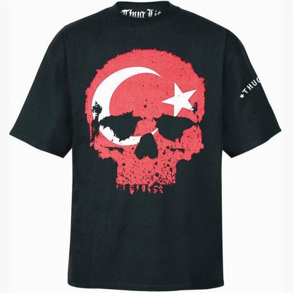 Thug Life Skull Flag Turkey für 10€ @mzee.com