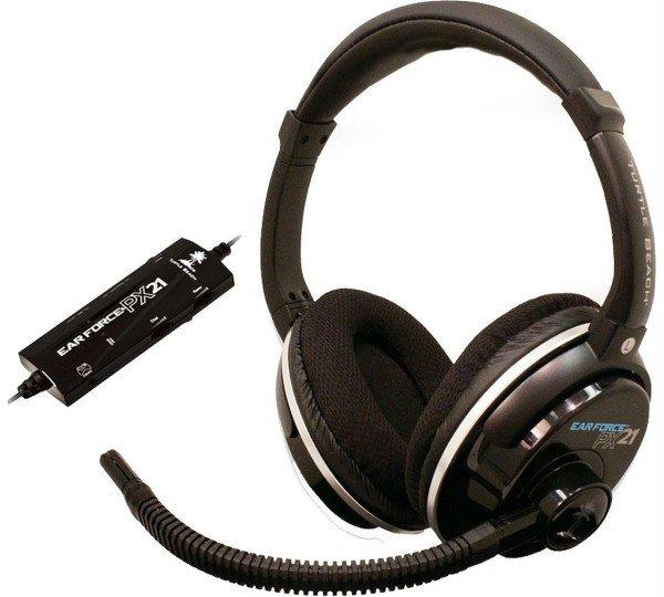 Turtle Beach Ear Force PX21 PC-PS3-XBOX-MAC  HeadSet 39€ @Expert-Klein