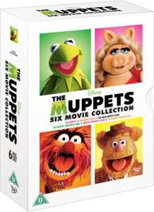 (UK) The Muppets Bumper Box (6 x DVD) für 16.74€ @ Zavvi