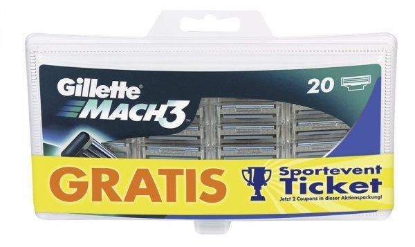 Wer auf Mach 3 steht :) 20 Stück für 27,88€ - 5€ Visa Gutschein + Event Ticket inklusive Versand